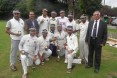 Elliott Davis League win 2017 Sovereign Trophy