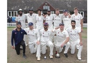 Sunbury retain The Conference Cup for the Bertie Joel Trophy