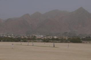 Cricket in Oman