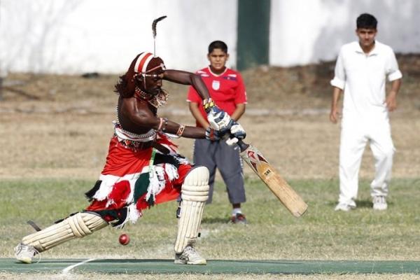 Maasai Cricket Tour
